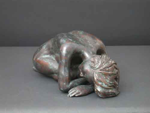 Image 2 of Bronze Lady