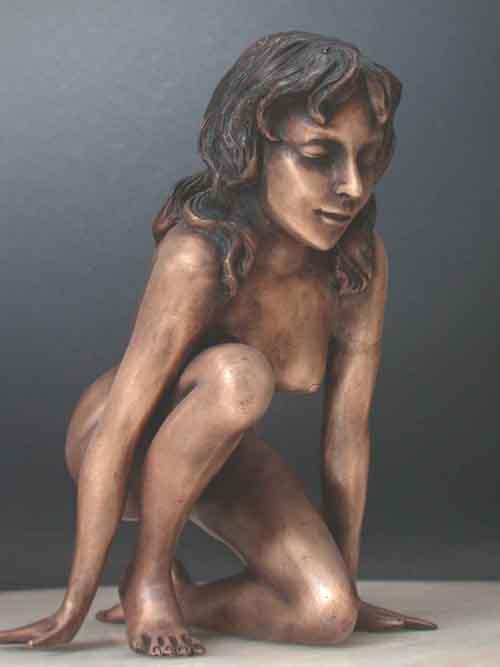 Image 1 of Bronze Lady