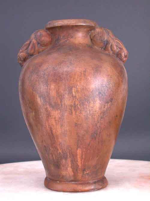 Rabbit Bronze Vase Prop From The Movie Alexander